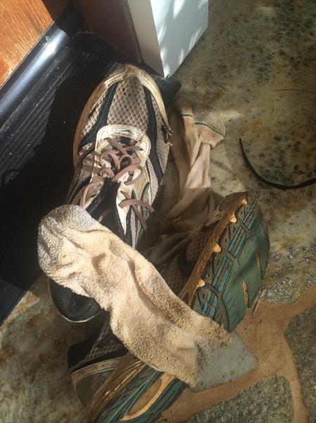 shoe still-life