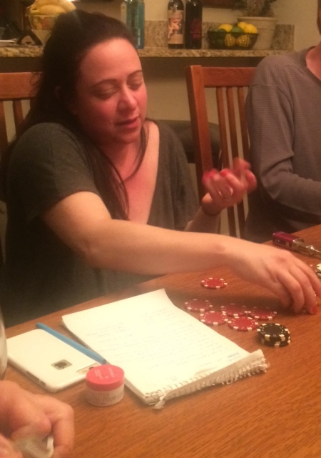 Meredith makes 'all-in'