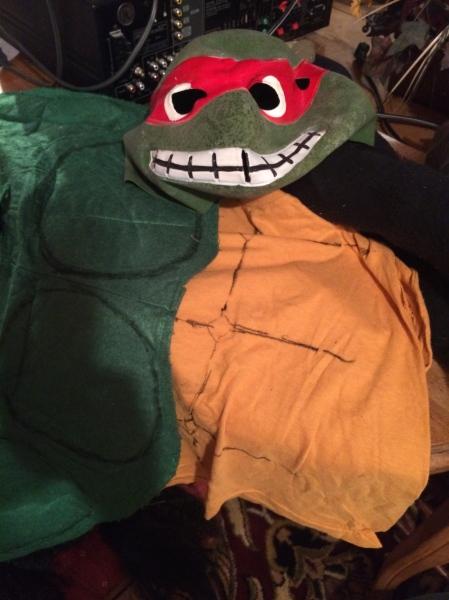 Ninja Turtles might make a comeback?