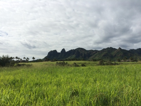 Anahola Mountain
