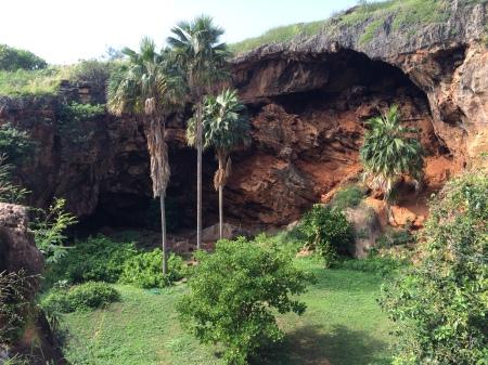 Makauwahi Cave - limestone sinkhole