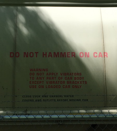 Do not arouse car